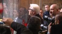 DIŞİŞLERİ KOMİSYONU - Almanya Dışişleri Bakanı Steinmeier, TBMM'de