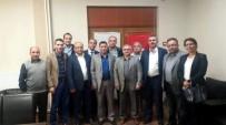 DEVİR TESLİM - Aydın Memur-Sen'de Ali Aygül Dönemi Başladı