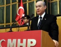 YENİ ANAYASA ÇALIŞMALARI - Bahçeli'den CHP'ye çağrı