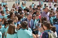 MUHITTIN BÖCEK - Başkan Böcek Okullara Verdiği Sözü Tuttu