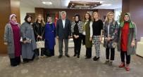 KADIN SAĞLIĞI - Başkan Karaosmanoğlu Açıklaması 'Türkiye, Kadınlarımız Ve Gençlerimizle Kalkınacak'