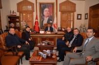 VEZIRHAN - Başkan Yağcı'ya Ziyaretler