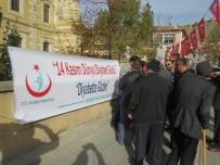 Bayburt'ta Diyabet Standı Açıldı