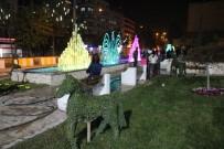 ŞELALE - Belediyenin Yeni Parkı Halkın İlgi Odağı Oldu