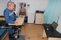 DENGE BOZUKLUĞU - BEÜ'de Dinamik Duruş Ve Denge Egzersiz Cihazı Hizmete Girdi
