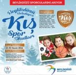 BEYLIKDÜZÜ BELEDIYESI - Beylikdüzü Belediyesi Kış Spor Okulları Başlıyor