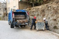 HÜSEYİN OLAN - Bitlis Belediyesinden Çevre Temizliği