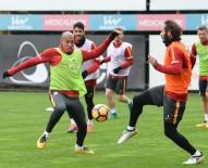 METİN OKTAY - Galatasaray eksik çalıştı