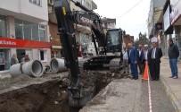 ŞEBEKE HATTI - Çarşamba Ve Terme'ye 11.5 Milyon Liralık Alt Yapı Yatırımı