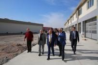ÇAĞA - Çolakbayrakdar Açıklaması 'Kayseri'miz Yeni Bir Sanayi Sitesi Kazanıyor'