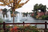 ŞELALE - Dülük Tabiat Parkı Her Mevsim Büyülüyor