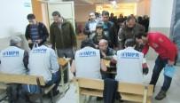 HACı ARIF BEY - Eyüp Belediyesi'nden Suriyeli Ailelere Yardım