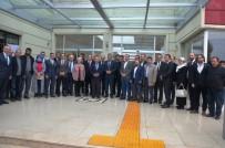 HÜSEYIN CAN - Fatsa'da Kan Bağışçıları Ödüllendirildi