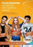 BELEVI - Forum Gaziantep'te Yıldızlar Geçidi