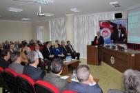 GÜMÜŞHANE ÜNIVERSITESI - Gümüşhane'de 'Pestil Ve Köme Sektöründe Kümelenme' Çalıştayı Yapıldı