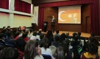 Haymana İlçe Milli Eğitim Müdürlüğünden Öğrencilere Bilgilendirme Toplantısı