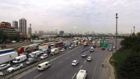 GÖKKUŞAĞI - İstanbul'da Bazı Yollar Kapanacak