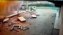 PATLAMA ANI - İstanbul'daki patlamanın görüntüleri ortaya çıktı