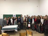 YENİ YÜZYIL ÜNİVERSİTESİ - İstanbul Yeni Yüzyıl Üniversitesi, Kosova'da Üniversite Adayları İle Buluştu