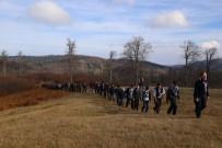 KAĞıTSPOR - İzciler Kışa Samanlı Dağlarında Hazırlandı