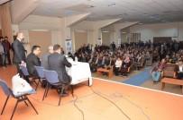 ÇEKİLİŞ - Karaman'da TOKİ Konutları İçin Kura Çekildi