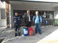 ÖĞRENCİ YURTLARI - Kartepe'de Bitkisel Atık Yağlar Toplanıyor