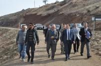 MURAT ZADELEROĞLU - Kaymakam Zadeleroğlu'nun Köy Gezileri Devam Ediyor