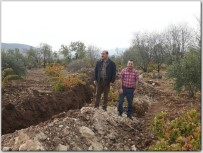 ÜÇPıNAR - Kilis'te Köylere Su Götürme Çalışmaları Sürüyor