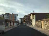 MEHMET SIYAM KESIMOĞLU - Kırklareli'nde Sıcak Asfalt Serimi Devam Ediyor