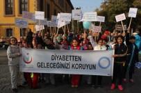 HİPERTANSİYON - Konya'da Sağlıklı Yaşam Yürüyüşü Gerçekleştirildi