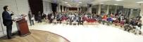 LONCA - KTO Başkanı Selçuk Öztürk, Öğrencilerle Bir Araya Geldi