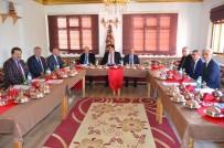 İSMAIL USTAOĞLU - KUDAKA Yönetim Kurulu Toplantısı Erzincan'da Gerçekleştirildi