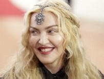 MADONNA - Madonna'nın elleri şaşırttı