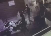 HIRSIZLIK ZANLISI - Motosiklet hırsızları kamerada