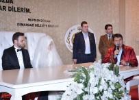 NİKAH DAİRESİ - Müslüman Olan Arjantinli Gelinin Nikahını Başkan Dündar Kıydı