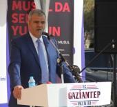 BÜYÜK GÖÇ - Musul Yardım Konvoyu Gaziantep'ten Yola Çıktı