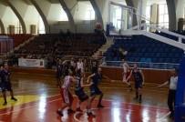 BAHÇEŞEHIR - Okullar Arası Basketbol Müsabakaları Başladı