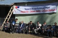 SU ŞEBEKESİ - Okumayan Kız Kalmasın Diye Köy Köy Geziyorlar