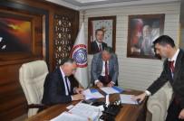 DEVLET MEMURU - Orhangazi'de Sosyal Denge Sözleşmesi İmzalandı