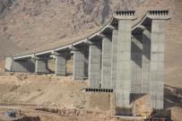 BARAJ GÖLÜ - Ortadoğu'nun En Büyük Köprüsü 2017'De Hizmete Girecek