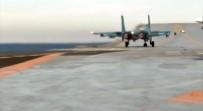 İDLIB - Rus Gemisinden Kalkan Uçaklar Bombardıman Yaptı