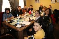 AHMET ATAÇ - Sağlıklı Kent Konseyi'nden Teknik Gezi