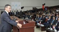 KARATAY ÜNİVERSİTESİ - Sayıştay Başkanı Baş, Selçuk Üniversitesi'nde