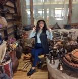 SINOP ÜNIVERSITESI - Sinop'ta Üniversite Öğrencisi Kız 4. Kattan Atladı