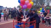 GÜNEY DOĞU - Sırbistan'ın Vrbas Kentindeki Engelli Çocuklara Özel Oyun Parkı