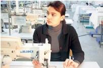 MERVE BÜYÜKSARAÇ - Ünlü oyuncu tekstil işçisi oldu
