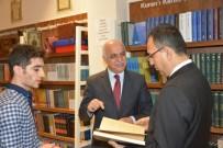 MUSTAFA TOPRAK - Vali Toprak'tan Malatya Kitabevine Ziyaret