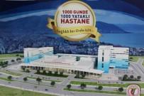 TABIPLER ODASı - '1000 Günde 1000 Yataklı Hastane' Kampanyası