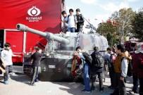 BELGESEL - 15 Temmuz Demokrasi Ve Şehitler Sergisi'ne Ziyaretçi Akını
