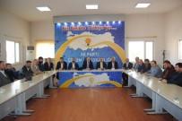 İKTIDAR - AK Parti Çorum İl Başkanı Mehmet Karadağ;
